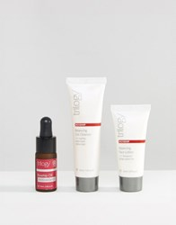 Trilogy Starter Kit Oily To Combination Skin Rosehip Clear