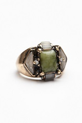 Free People Mixed Stones Ring