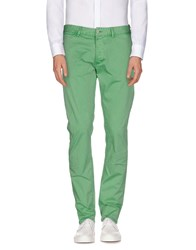 Armani Jeans Trousers Casual Trousers Men Light Green