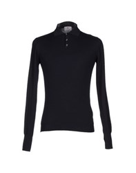 Slowear Knitwear Jumpers Men Dark Blue