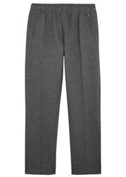 Our Legacy Grey Scuba Jersey Trousers
