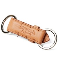 Shinola Valet Key Ring Neutrals