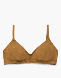 Pansy Bra In Twig Brown
