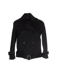 Manila Grace Coats And Jackets Jackets Women Black