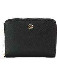 Tory Burch 'Robinson' Coin Purse Black