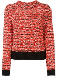 Rag And Bone Rag And Bone Textured Knit Jumper