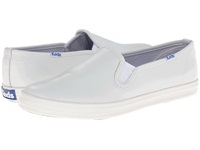 Keds Champion Leather Slip On White Leather Women's Flat Shoes