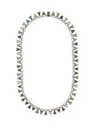 Nak Armstrong Geometric Short Necklace
