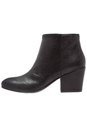 Buttero Nubi Ankle Boots Nero Black