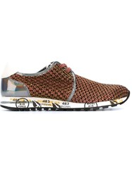 Premiata 'Jackie' Sneakers Brown
