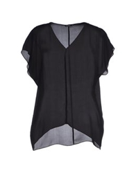 2Nd Day Blouses Black