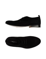 Cnc Costume National Costume National Homme Footwear Lace Up Shoes Men Black