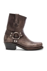 Frye Harness Boot Gray