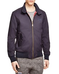 Superdry Longhorn Harrington Bomber Jacket Oxford
