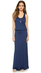 Lanston Racer Back Maxi Dress Reef