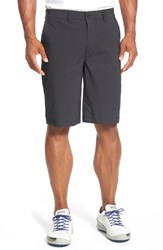 Travis Mathew Men's 'Hefner' Stretch Golf Shorts Black