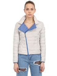 Invicta Quilted Nylon Puffer Jacket