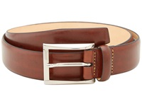 Trafalgar Broderick Honey Maple Men's Belts Brown