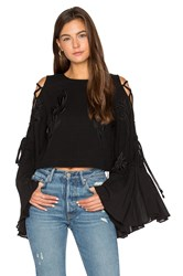Alice Mccall A Love Like That Top Black