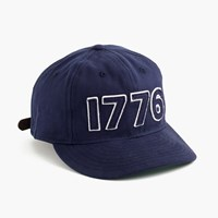 J.Crew Ebbets Field Flannels For 1776 Ball Cap Navy