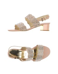 Chiara Pasquini Footwear Sandals Women Pink