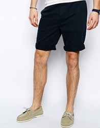 Jack Wills Widmore Chino Shorts Blue