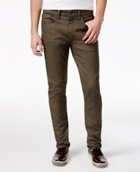Levi's 512 Skinny Tapered Fit Jeans Open Brown