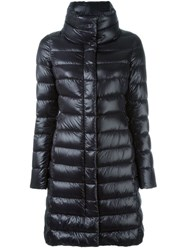 Herno Padded Coat Black