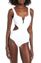 Tavik Women's 'Victoria' Cutout One Piece Swimsuit