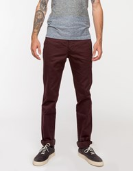 Wings Horns Westpoint Twill Chino Tan