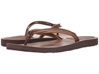 Scott Hawaii Haku Brown Women's Sandals