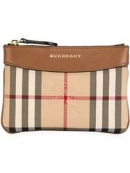Burberry House Check Coin Purse Multicolour