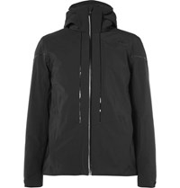 Kjus Sight Line Shell Ski Jacket Black