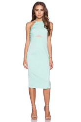 Minty Meets Munt Doing It Right Midi Dress Mint
