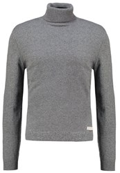 Pepe Jeans Aron Jumper 933Grey Marl Mottled Light Grey