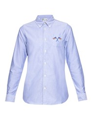 Visvim V V B.D. Cotton Shirt