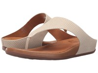 Fitflop Banda Perf Urban White Women's Sandals Pink