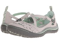 Jambu Blossom Encore Light Grey Women's Hook And Loop Shoes Gray
