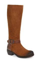 Fly London Women's 'Meek' Knee High Buckle Strap Boot