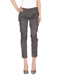 Jeordie's Trousers Casual Trousers Women Grey