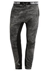 Karl Kani Elnath Relaxed Fit Jeans Black