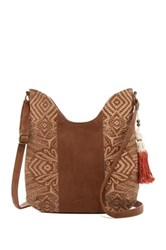 T Shirt And Jeans Laser Peel Hobo Brown