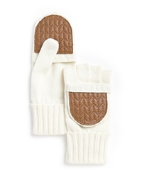 Lauren Ralph Lauren Quilted Pop Top Gloves