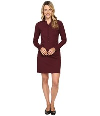 Carve Designs Frisco Dress Mulberry Women's Dress Purple