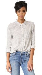 Soft Joie Anabella Shirt Fossil Grey
