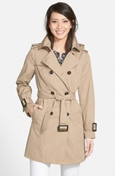 Women's London Fog Heritage Trench Coat With Detachable Liner Nordstrom Exclusive
