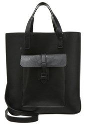 Evenandodd Tote Bag Black