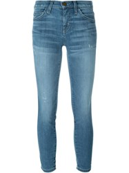 Current Elliott 'Stiletto' Skinny Jeans Blue