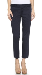 Nili Lotan East Hampton Pants Dark Navy