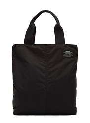Ecoalf Palermo Shopping Bag Black